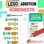Lego Addition Worksheet