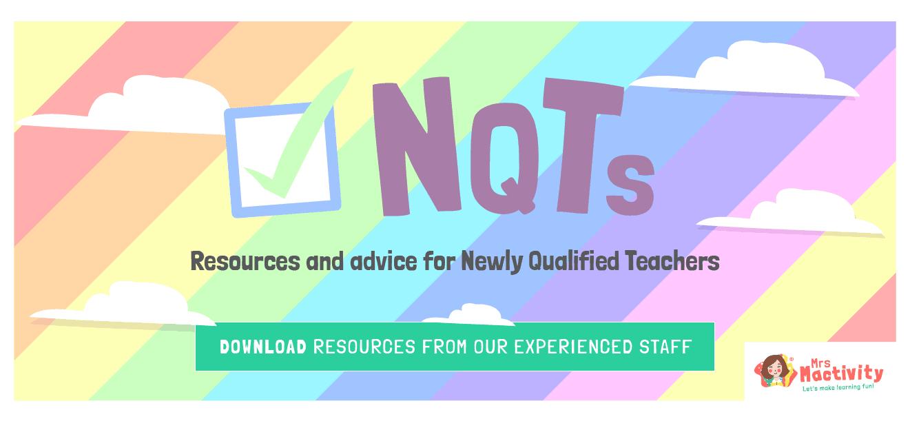 NQT primary resources