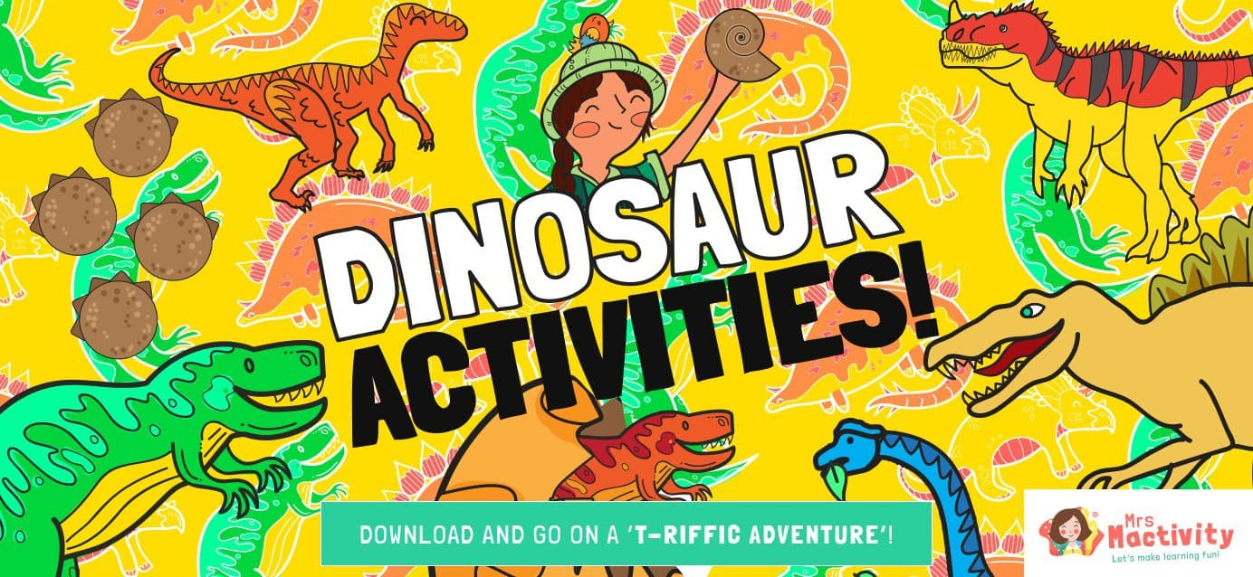 Website Banner Dinosaurs 2020