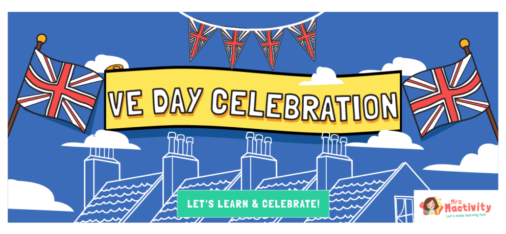 VE Day Activities for Kids