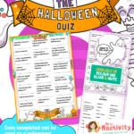 Halloween Quiz for Kids