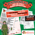 Remembrance Day LKS2 Reading Comprehension