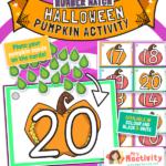 Halloween Pumpkin Counting Activity
