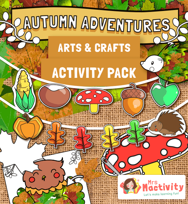 Autumn Craft Resource Pack