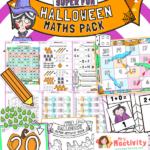 Halloween Maths Resource Pack