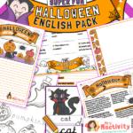 Halloween English Resource Pack