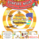 EYFS Bonfire Night Traditions Editable PowerPoint