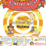 EYFS and KS1 History of Bonfire Night Editable PowerPoint