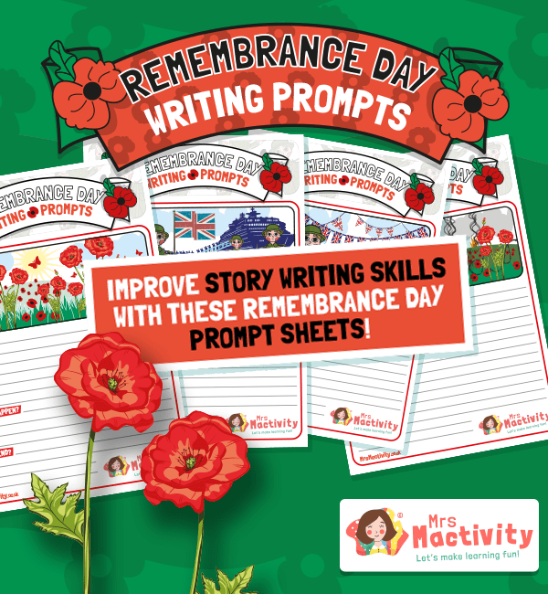 Remembrance Day Writing Prompts