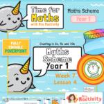 Maths Scheme Year 1 Week 7 Lesson 4