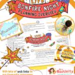 EYFS Bonfire Night Planning Overview