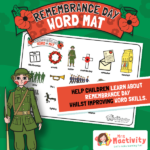 Remembrance Day Word Mat