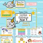 Maths Scheme Year 1 Week 8 Lesson 5 - Fluency Friday