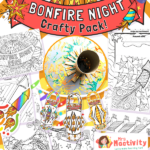Bonfire Night Craft Pack