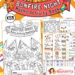 KS1 Bonfire Night Maths Activity Booklet
