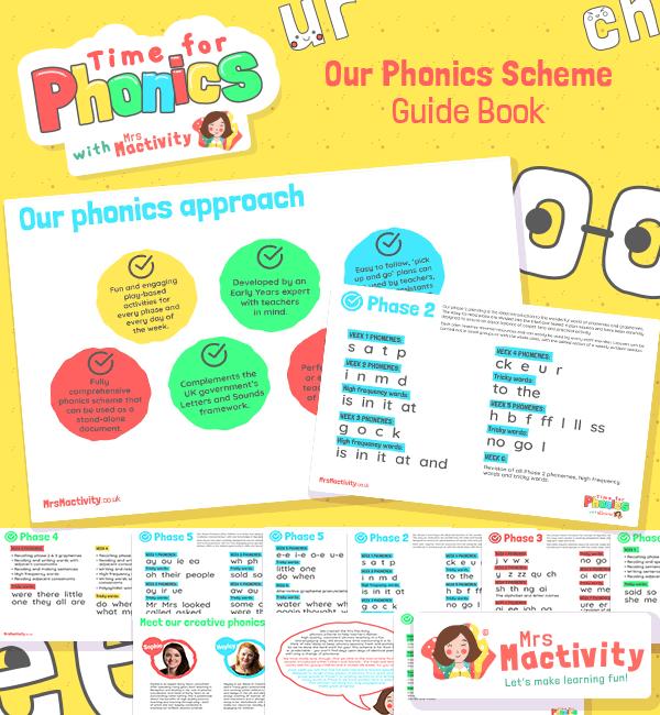 Phonics Scheme Guide