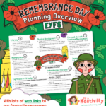 EYFS Remembrance Day Planning Overview