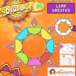 Diwali wreath craft