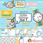 Year 1 Maths Scheme Week 10 Lesson 3