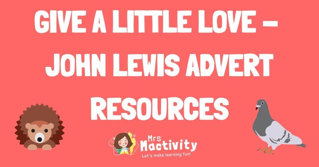 John Lewis Advert 2020