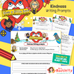 KS1 Give a Little Love Kindness Writing Prompts