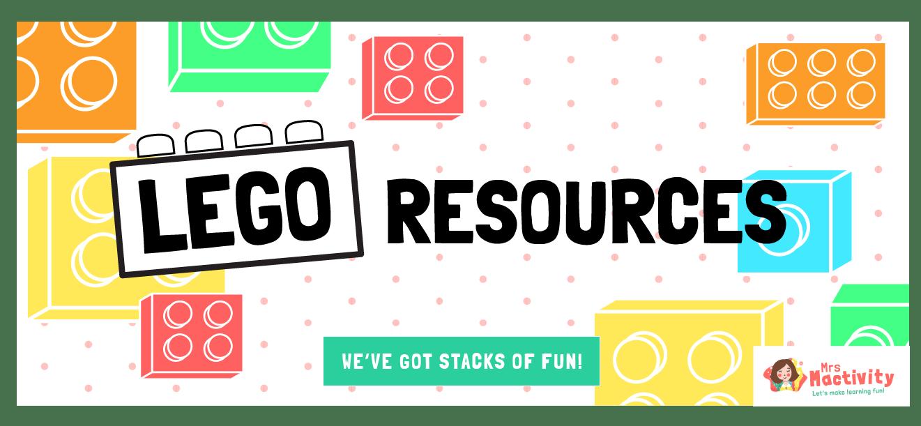 Website Banner Lego Resources 2