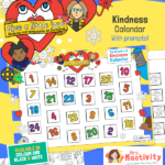Give a Little Love Kindness Advent Calendar