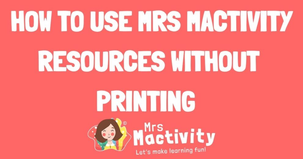 How to allow pupils to annotate pdfs in Class Dojo, Seesaw and Google Classroom!