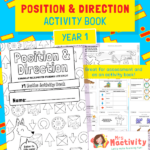 Year 1 Position and Direction Assessment Booklet - Expected Standard