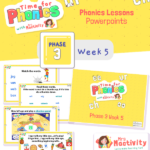 Phonics PowerPoint Phase 3 Week 5