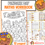 Pancake Day KS1 Maths Activity Booklet