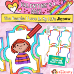 Valentine's Day resources for EYFS KS1 KS2