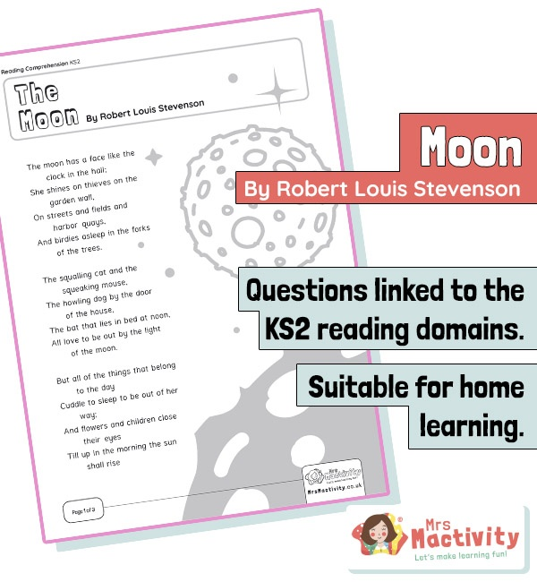 KS2 reading comprehension resources English resources KS2