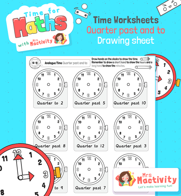 white rose maths time worksheets