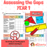 Use ourAssess the Gaps Maths Year 1to help you assess children whohave reached the end of year 1 or are going into year 2.