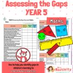 Return To School Assessing The Gaps Maths Year 5 Generic