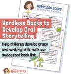 wordlist book list for kids