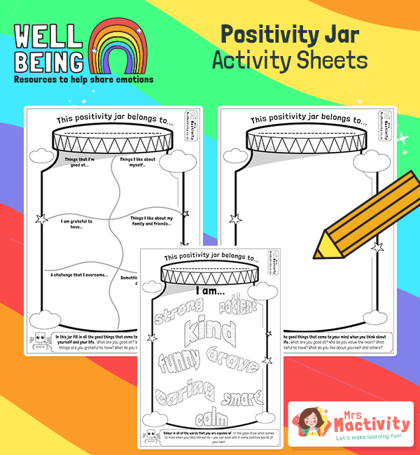 wellbeing resources KS1