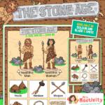 KS2 Stone Age display resources