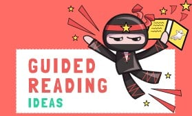 guided reading ideas b 1