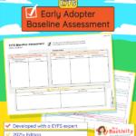 EYFS new baseline assessment