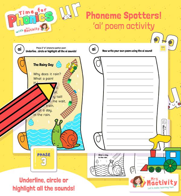 """ai"" Phoneme Spotter Poem"
