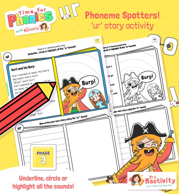 Ur phoneme spotter