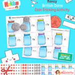 Add the Correct Coins to the Jar Activity