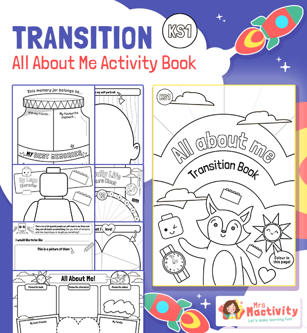 KS1 transition booklet