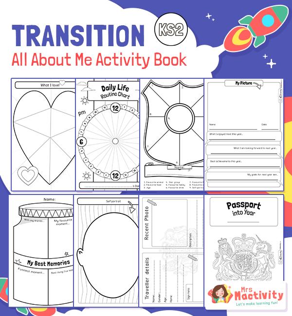KS2 Transition Booklet