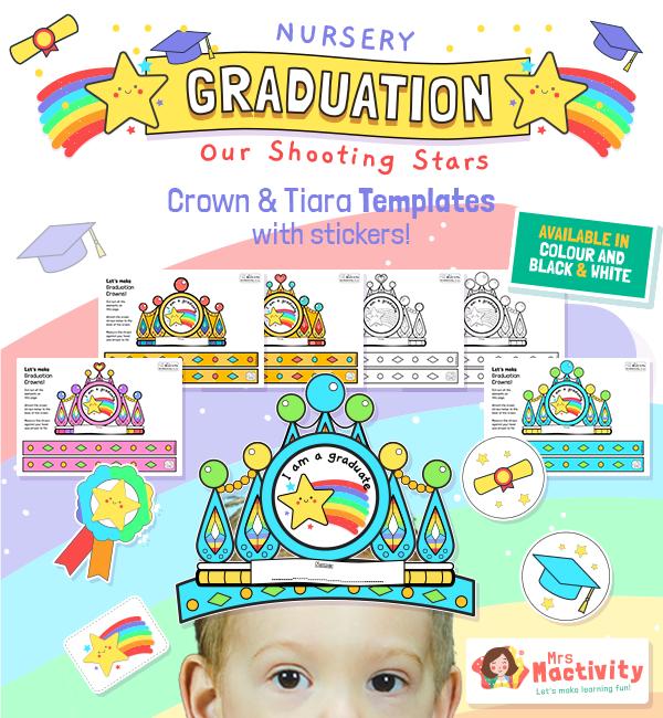 Graduation CrownTiaras Templates
