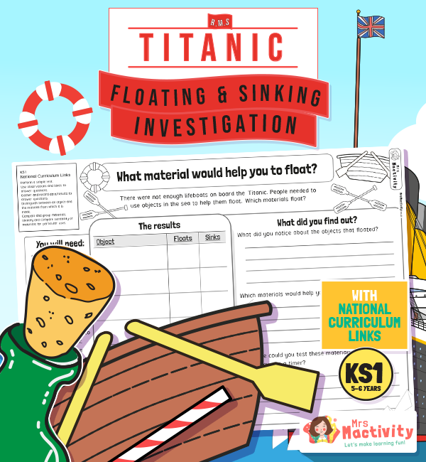 The Titanic Floating and Sinking Investigation