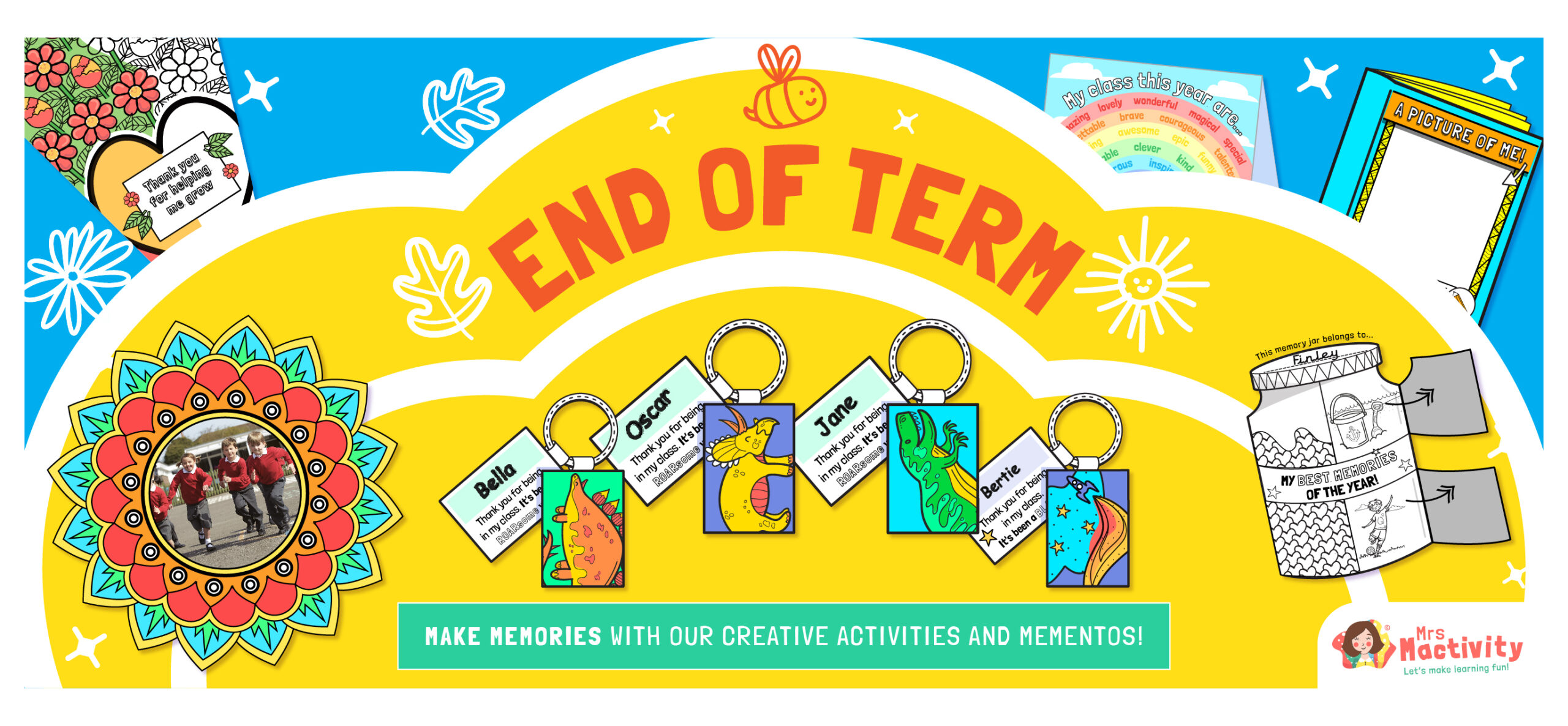 end of term resources