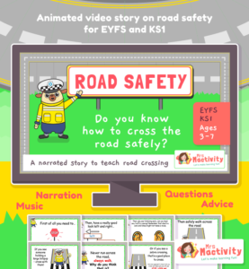 road safety video for kids
